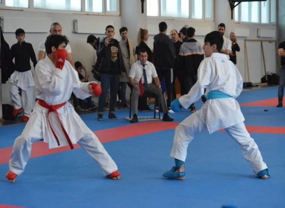 Karateçilərimiz Xorvatiyada yarışacaqlar