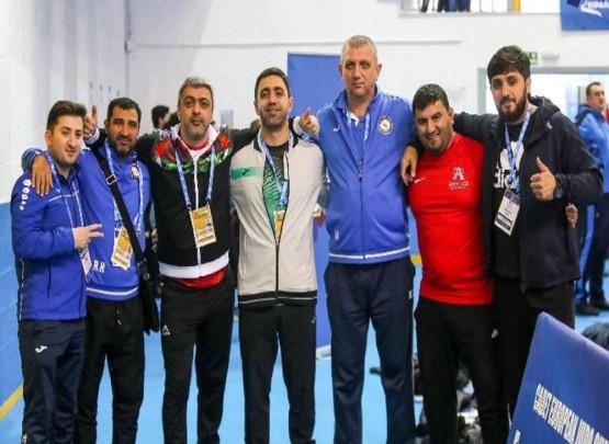 Yeniyetmə cüdoçularımız İspaniyadan 9 medalla qayıdır