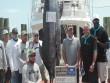 Maykl Cordan 200 kiloqramlıq balıq tutdu