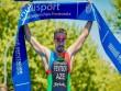 Triatlonçumuz qızıl medala layiq görüldü