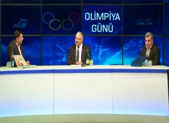 Olimpiya Günü. (25.07.2020) - CBC Sport