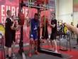400 kiloqram ağırlıq qaldıran atletin dizləri qırıldı - VİDEO