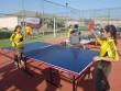Xüsusi olimpiyaçılar stolüstü tennis yarışlarında güclərini sınayıblar