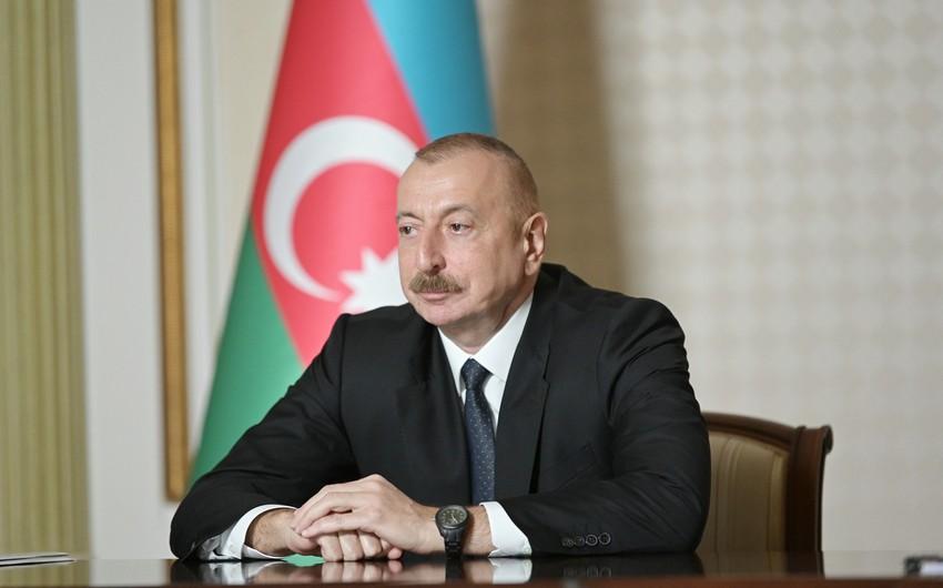 Azərbaycan idmançıları Prezidentə müraciət etdilər