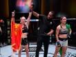 Zərif cinsin nümayəndəsi UFC-nin çempion titulunu qorudu