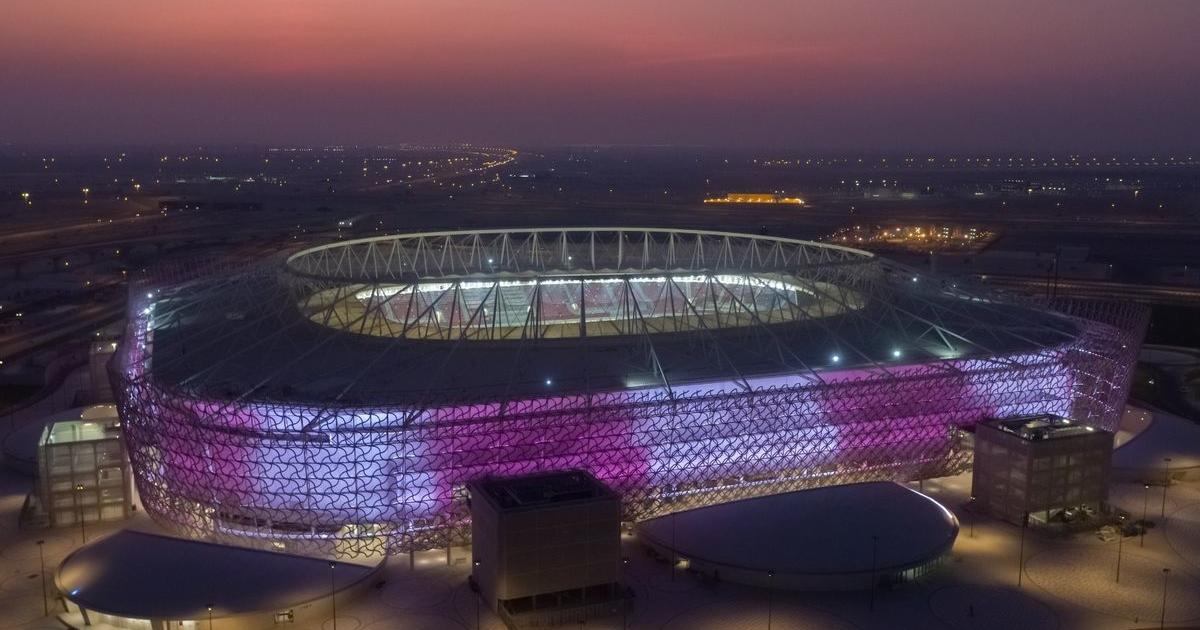 Dünya çempionatının dördüncü stadionu hazırdır
