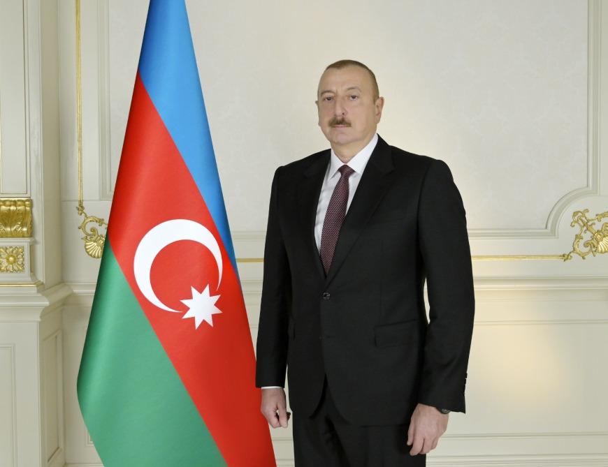 D.Q.Quliyevə Azərbaycan Respublikası Prezidentinin fərdi təqaüdünün verilməsi haqqında