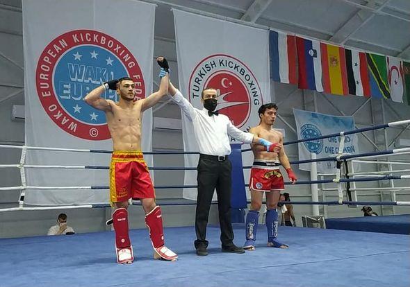 Kikboksinqçilərimiz Türkiyədən 3 medalla qayıdıblar