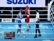 Boksçumuz yarımfinala vəsiqə qazandı
