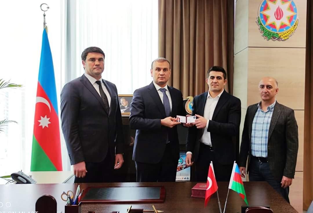 Azərbaycan Kikboksinq Federasiyasında yeni təyinatlar