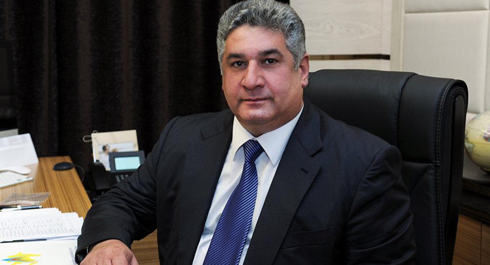 Azad Arif oğlu Rəhimov