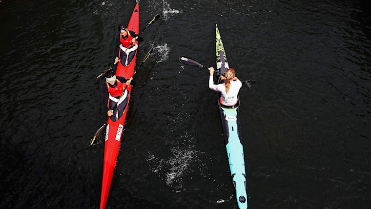 Kanoeçimiz Avropa Olimpiya təsnifat turnirində yarışacaq