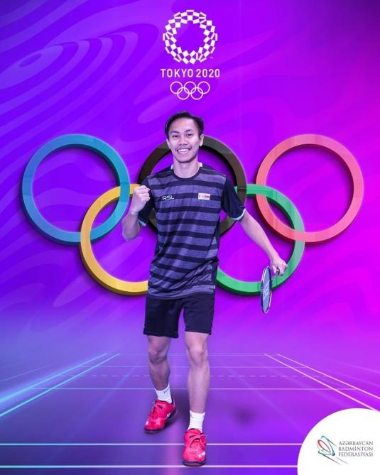 Azərbaycan ilk dəfə Yay Olimpiya Oyunlarında badmintonda təmsil olunacaq