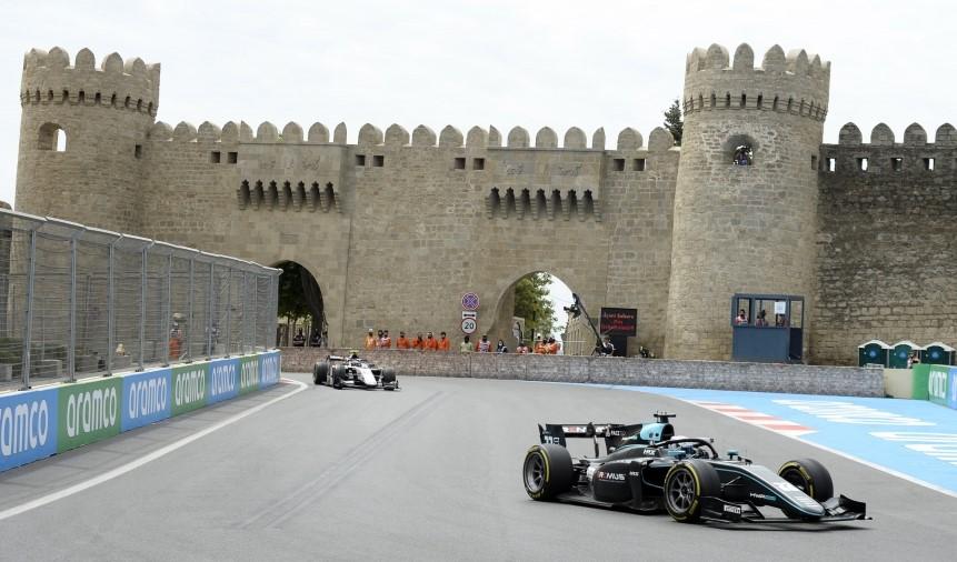 Formula 1: peletonda birinci yerin sahibi məlumdur