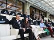 Bakı Olimpiya Stadionunda Avropa çempionatının final mərhələsinin Uels-İsveçrə matçı keçirilib