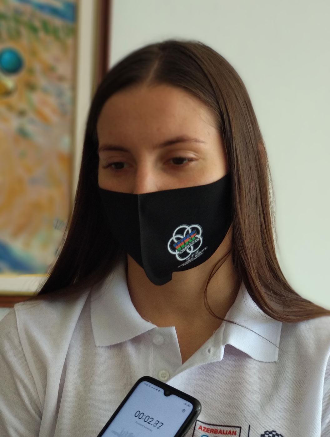 İrina Zaretska: «Mən sizin mənə bəslədiyiniz etimadı doğrultmağa çalışacağam»