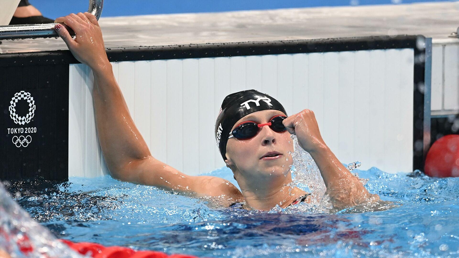 ABŞ idmançısından 7-ci qızıl medal