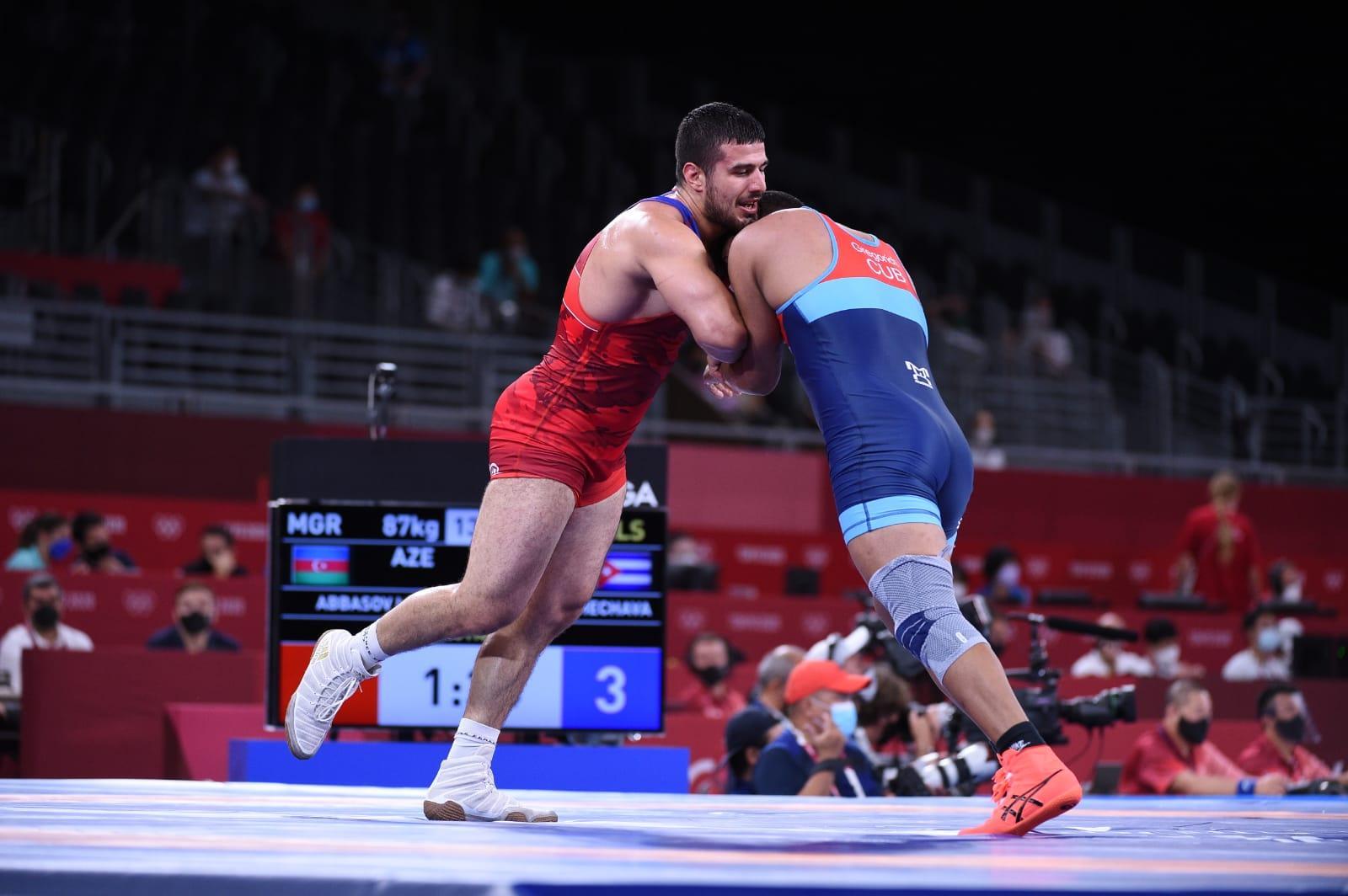 Tokio-2020: Rafiq Hüseynov bürünc medal uğrunda erməni güləşçi ilə qarşılaşacaq