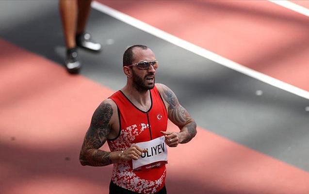 Ramil Quliyev Tokio-2020-nin yarımfinalında