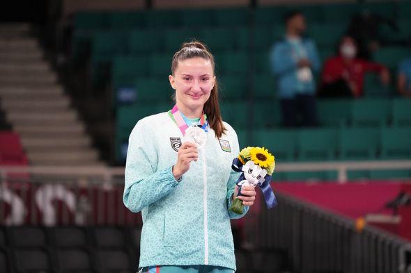 """İrina Zaretska: """"Hamı məndən Olimpiadanın qızıl medalını gözləyirdi"""""""