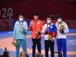 Tokio-2020: Hacı Əliyevə gümüş medal təqdim olunub - VİDEO
