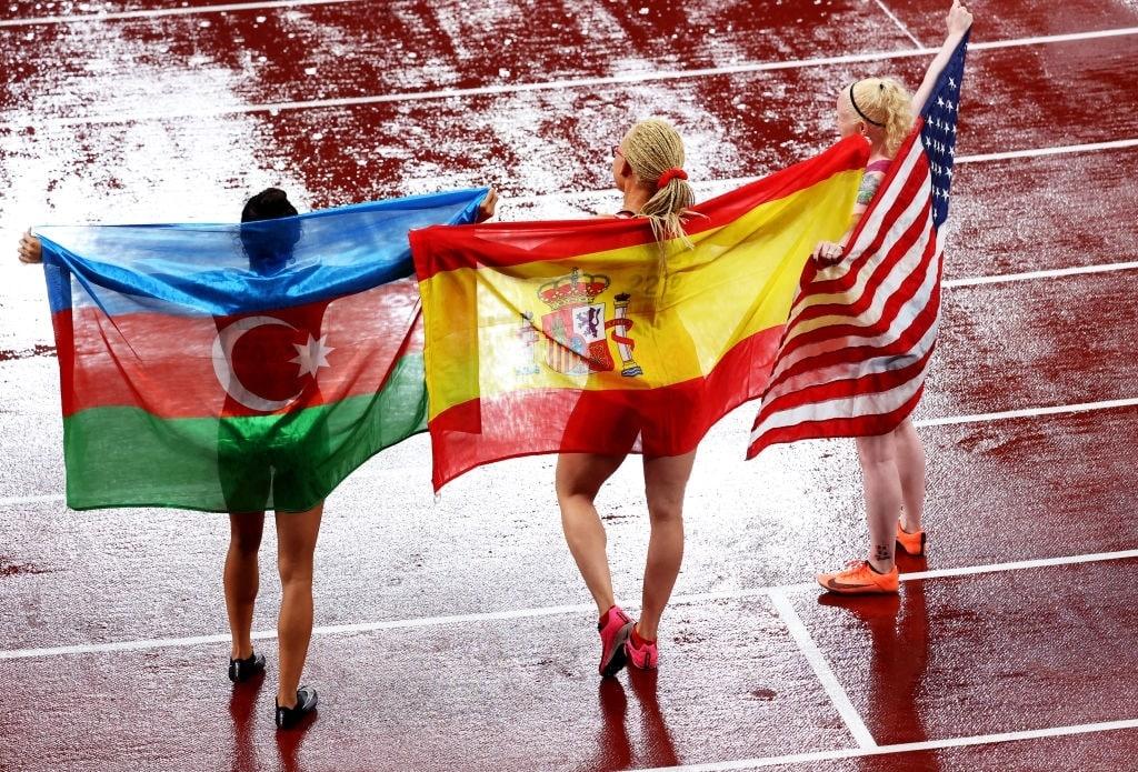 Paralimpiyaçılarımız günü 2 medalla başa vurdular