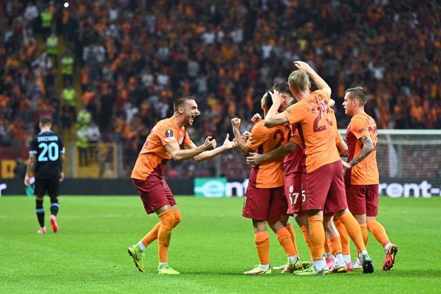 UEFA AVROPA LIQASI: Sevinc və məyusluq - Fotoreportaj