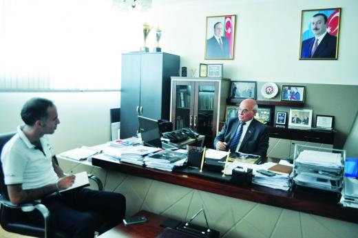 """Ağacan Abıyev: """"Fikrimcə, saytda federasiyanın loqosu bilərəkdən saxtalaşdırılıb"""""""