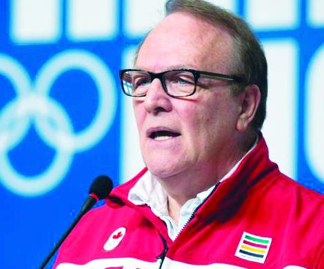 Kanada MOK-nun prezidenti vəzifəsindən uzaqlaşdırılıb