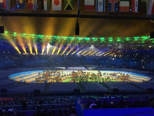 Rio-2016 Olimpiadasının bağlanış mərasimi keçirilib