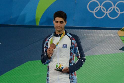 Rio-2016: Taekvondoçumuz Azərbaycan millisinin aktivinə növbəti bürünc medalı yazdırıb - FOTOLAR + VİDEO