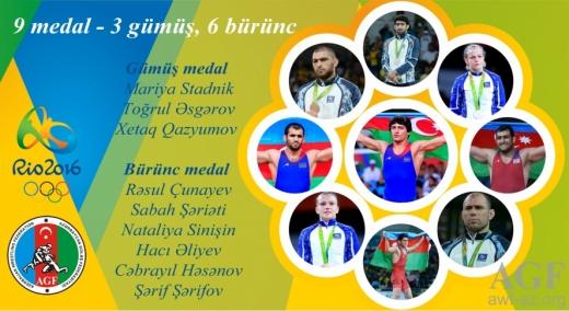 Azərbaycan pəhləvanları tarix yazdılar