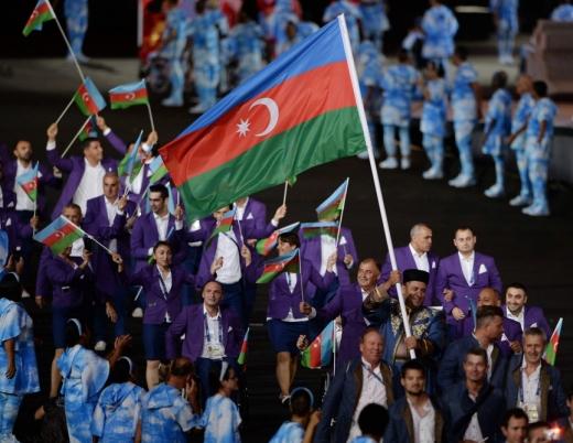 Rio-da XV Yay Paralimpiya Oyunlarının açılış mərasimi keçirilib