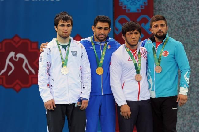 Murtuzəli Müslümov gümüş medalla kifayətləndi