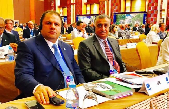 Tomaş Ayan yenidən beynəlxalq quruma prezident seçilib