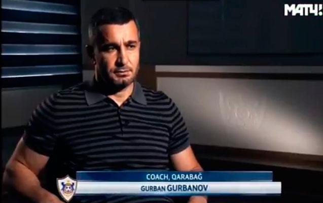 """UEFA """"Qarabağ""""dan reportaj hazırladı - VIDEO"""
