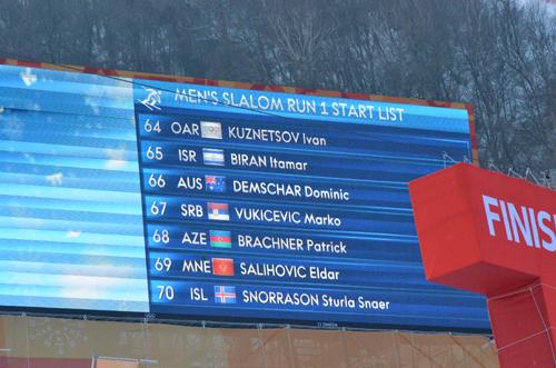 Pxençxan-2018: dağ xizəyi idman növünün slalom yarışlarında təmsilçimiz fərqlənə bilmədi - FOTOLAR
