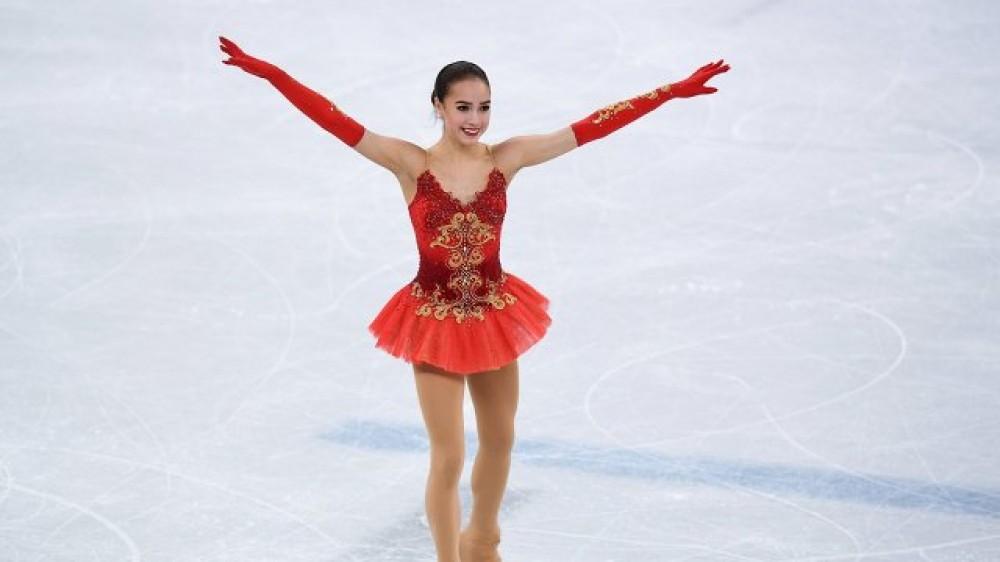 Rusiya komandası Olimpiadada ilk qızıl medalını qazanıb