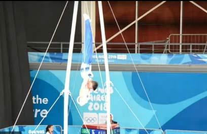 Buenos-Ayres -2018 idman gimnastikası - video
