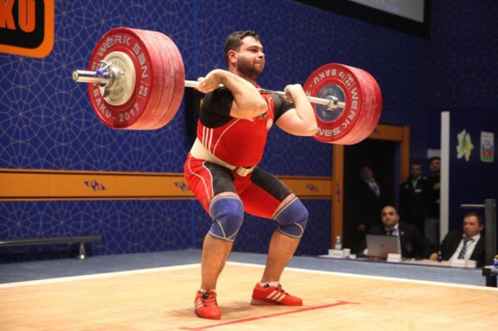 Atletimiz beynəlxalq turnirdə ikinci yerə sahib çıxdı