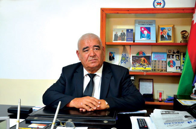 """Fazil Hadıbəyov: """"Həyatda heç nə asan əldə olunmur"""""""