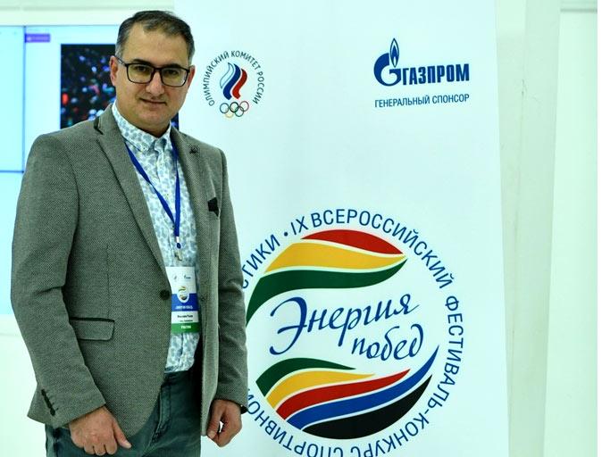«Olimpiya dünyası»nın keçmiş əməkdaşı Moskvada gümüş medala layiq görülüb