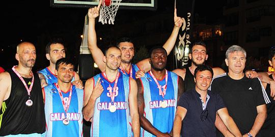 """""""Qala"""" komandası """"Baku Flames"""" turnirinin qalibidir"""
