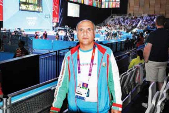 """Cəfər Hümbətov: """"Olimpiya oyunlarının iştirakçısı olmaq hər bir insanın arzusudur"""""""