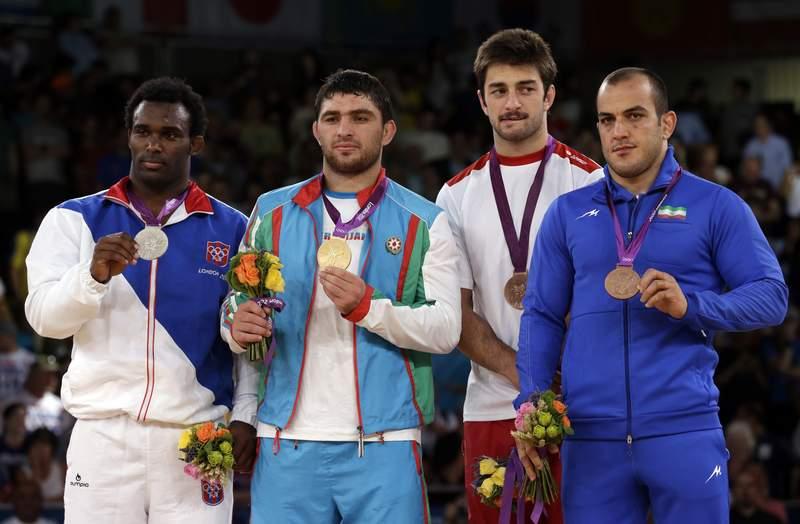 2012 London Olimpiadası - Azərbaycan