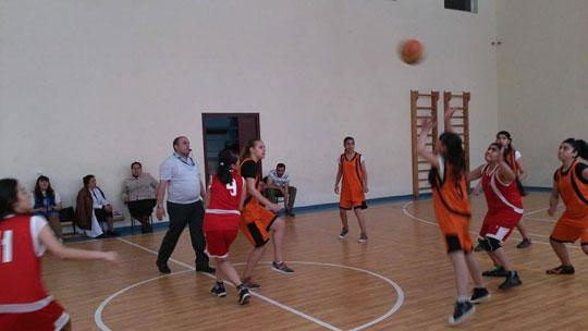 Ən güclü basketbolçu qızlar müəyyənləşdilər