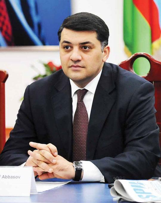 """Raqif Abbasov: """"Paytaxt yarışlarında iştirak edən idmançıların sayı ötən illərlə müqayisədə xeyli artıb"""""""